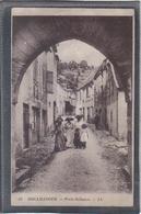 Carte Postale 46. Rocamadour Porte De Salomon  Très Beau Plan - Rocamadour