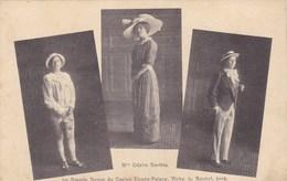 Mlle Odette Darthis - La Grande Revue Du Casino Elysée-Palace, Vichy, L. Roubot, Prop. - Entertainers
