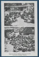 THIBET - Agapes De Chrétiens Thibétains Réunis Pour Une Fête - Tibet