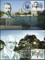 Vietnam. 2013. The 150th Anniversary Of The Birth Of A. Yersin (Mint) Set - Vietnam
