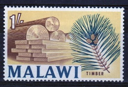 Malawi 1964 Single 1s Stamp From The Definitive Set. - Malawi (1964-...)