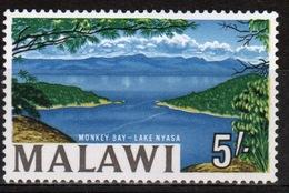 Malawi 1964 Single 5/- Stamp From The Definitive Set. - Malawi (1964-...)