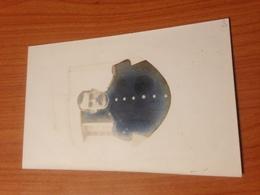 CANNES -  Photo D'un Pompier Redacteur De Sa Propre Carte 1909 ( Recto/verso) - Cannes