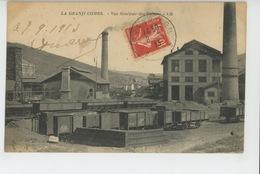 LA GRAND COMBE - Vue Générale Des Usines - La Grand-Combe