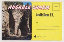 AI39 View Folder/lettercard Ausable Chasm, N.Y. - Other