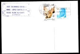 POSTA PRIORITARIA . SPAGNA . ANNO 2013 - 2011-... Lettere