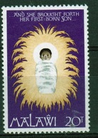 Malawi 1976 Single 20t Stamp From The Christmas Set. - Malawi (1964-...)