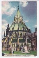 AK91 Parliamentary Library, Ottawa, Canada - Ottawa