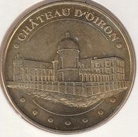 MONNAIE DE PARIS 79 OIRON Château D'Oiron - 2011 - Monnaie De Paris