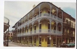 AK91 Lace Balconies, New Orleans - New Orleans