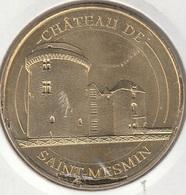 MONNAIE DE PARIS 79 SAINT-ANDRE-SUR-SEVRE - Château De Saint-Mesmin - 2014 - Monnaie De Paris