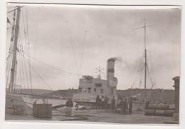 81 PLC - Photo Bateau - Port -vapeur 1931 - Autour Des Années 30? -lot Le Coz - - Bateaux