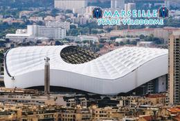 CARTE DE STADE DE. MARSEILLE   FRANCE   STADE VELODROME   # DG. 089 - Voetbal
