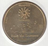 MONNAIE DE PARIS80 SAILLY FLIBEAUCOURT Baie De Somme - L'envolée De Canard - 2014 - Monnaie De Paris