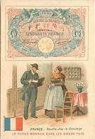 - Chromos-ref-chA42- Beriot - Chicorée à La Belle Jardinière - Lille /papier Monnaie - France - Reunion - Monnaies - - Thé & Café