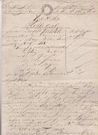 BOHEMIA Passport 1832 Passeport BOHÊME – KÖNIGREICH BÖHMEN Reisepaß - Historical Documents