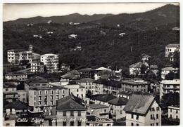 CELLE LIGURE - RIVIERA DEL SOLE - PIANI - SAVONA - 1961 - Savona