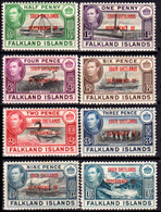Falkland-0035 - South Shetlands 1944 (+) LH - Senza Difetti Occulti. - Falkland