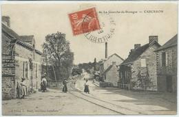La Guerche-de-Bretagne-Carcraon (CPA) - La Guerche-de-Bretagne