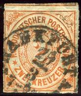 North German Confederation. Sc #8. Used. - North German Conf.