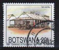 Botswana 1997 Single 20t Commemorative Stamp From The Francistown Centenary Set. - Botswana (1966-...)