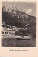 AS47 Hotel Alpenhof, Haller Am Haldensee, Post Nesselwangle, Tirol - RPPC - Other