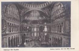 AS47 Interieur Ste. Sophie - Turkey