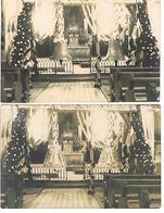 Baptême Des Cloches Merxheim 1921  2 Cp - France