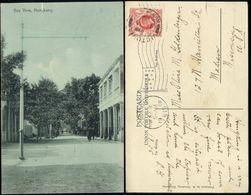 China, HONG KONG, Bay View (1908) Postcard - China (Hong Kong)