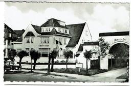 Hôtel Des Arcades - 46 Avenue Elisabeth - Le Zoute - Circulée - 2 Scans - Knokke