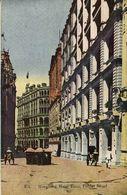 China, HONG KONG, Hotel From Pedder Street (1910s) Postcard - China (Hong Kong)