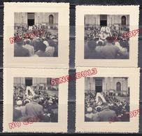Bolbec Seine Maritime Normandie Communion Années 50 * Religion Ensemble 7 Photos Très Bon état - Persone Identificate