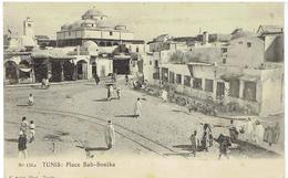 TUNIS - Place Bab-Souika - Mosquée Sidi M' Harez - Tunisia