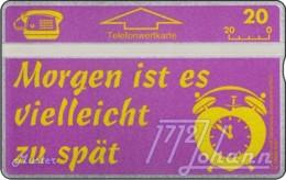 """TWK Österreich Privat: """"Morgen..."""" Gebr. - Autriche"""