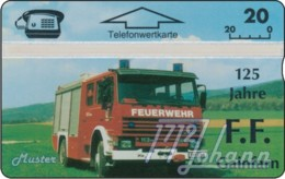 """TWK Österreich Privat: """"FF Gainfarn, 125 Jahre"""" Gebr. - Autriche"""