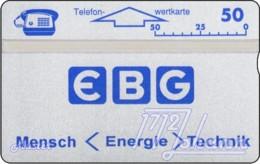 """TWK Österreich Privat: """"EBG"""" Gebr. - Autriche"""