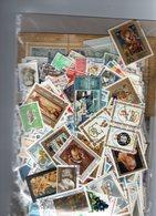 Lot 2500 Timbres MONDE ENTIER - Oblitérés -TBE - Stamps