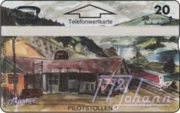 """TWK Österreich Privat: """"Semmering - Pilotstollen"""" Gebr. - Autriche"""