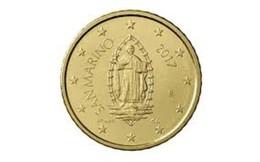 San Marino 2019  50 Cent  UNC Uit De Rol - UNC Du Rouleaux . - San Marino