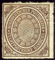 North German Confederation. Sc #12. Mint. OG. - North German Conf.