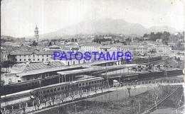 114144 ITALY MILANO MILAN LOMBARDIA STATION TRAIN BREAK POSTAL POSTCARD - Italia