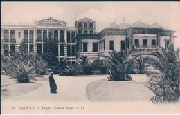 POSTAL EGIPTO - HELWAN - TEWFIK PALACE HOTEL - LL - Egipto