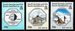 Georgia Del Sur (Falkland) Nº 181/3 Nuevo - Georgias Del Sur (Islas)