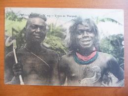 CPA - Congo Belge - Types De Warundi - N° 105 - Congo Belge - Autres
