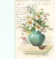 Illustrateur Klein - Bouquet De Fleurs Papillon    AB 546 - Klein, Catharina