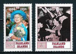 Falkland Nº 538/9 Nuevo - Islas Malvinas