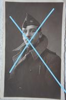 Photo ABL Portrait Soldat 16ème Régiment De Ligne Circa 1920 Leger Militaria - Guerre, Militaire