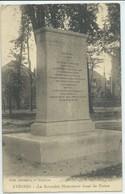 Avesnes-(La Rotonde)-Monument Jessé De Forest (Très Légère Corne D'angle Haut Et Bas à Gauche,voir Scan) (CPA) - Andere Gemeenten