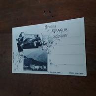 Cartolina Graglia E Ospizio Di S. Giovanni - Biella