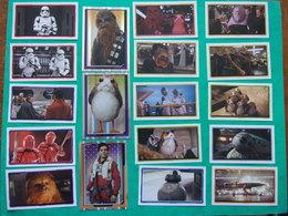 Star Wars The Last Jedi Le Dernier Jedi TOPPS Disney STAR WARS - Stickers